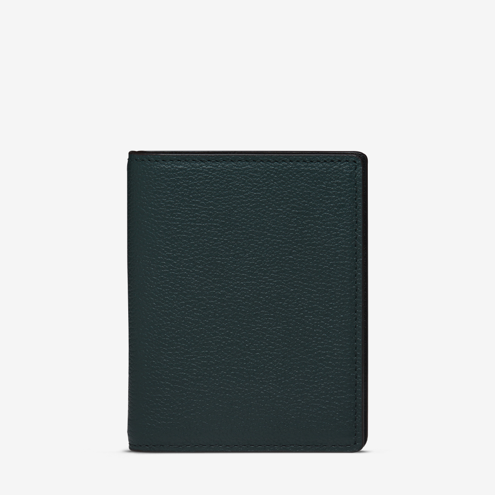 Vertical 5CC 1/2 Wallet